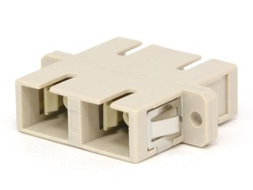 Picture of SC Multimode Duplex Fiber Adapter - PC (Physical Contact)