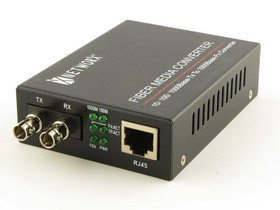 Picture for category Gigabit Ethernet Media Converters