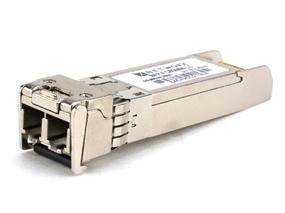 Picture of SFP Module - Fiber Optic, 1 Gig, 1000Base-LX, LC Singlemode, 10km, 1310nm