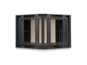 Picture of 12U Corner Wall Mount Cabinet