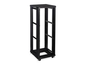 "Picture of 37U LINIER® Server Cabinet - No Doors/No Side Panels - 24"" Depth"