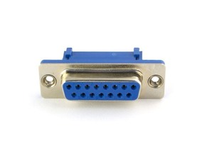 Picture of DB15 Female Ribbon Connector - 10 Pack