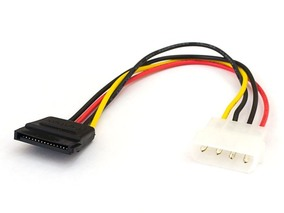 Picture of 6 Inch Serial ATA Power Adapter Cable