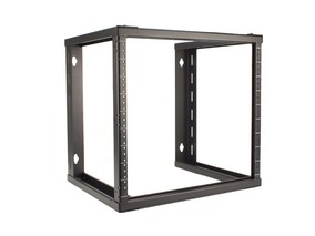 Picture of 12U Open Frame Wall Mount Rack - 101 Series, 16 Inches Deep, Flat Packed