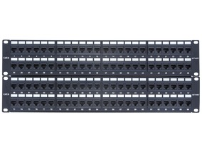 Picture of CAT6 Patch Panel - 96 Port, 4U, Rack Mount, TAA Compliant